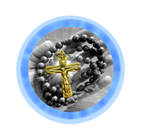 Catholic Audio Prayers Logo